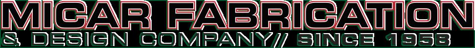 Micar Fabrication Logo